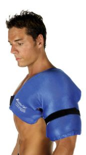 Elasto Gel Hot/Cold Therapy Shoulder Wrap